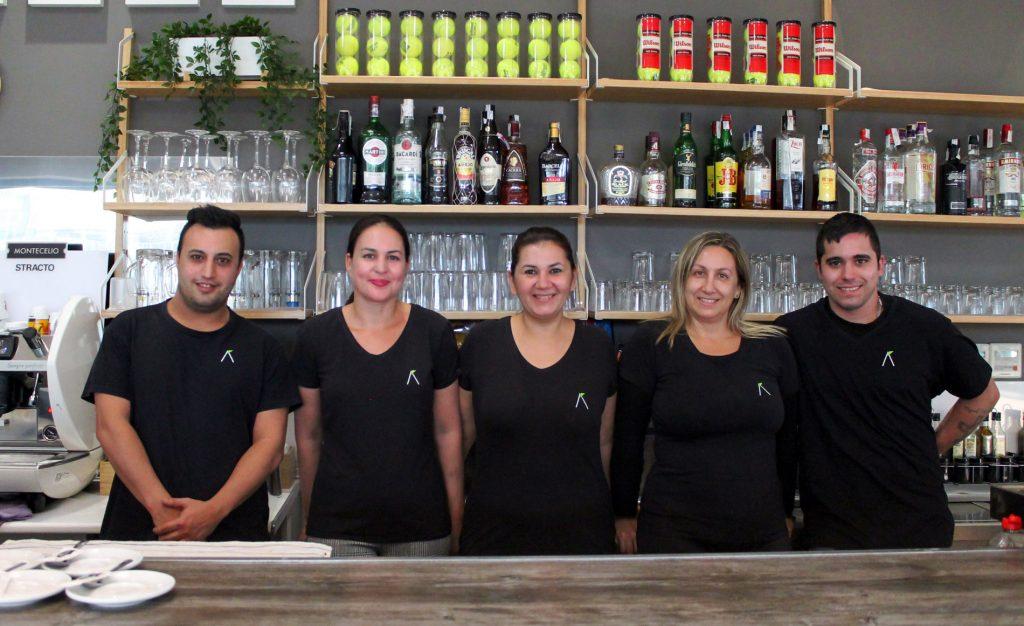 Bar-Terraza Raquetas de Mijas