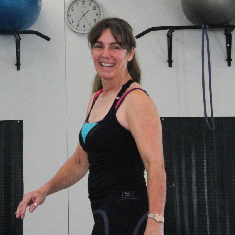 Judy Elsie Brown en Raquetas de Mijas