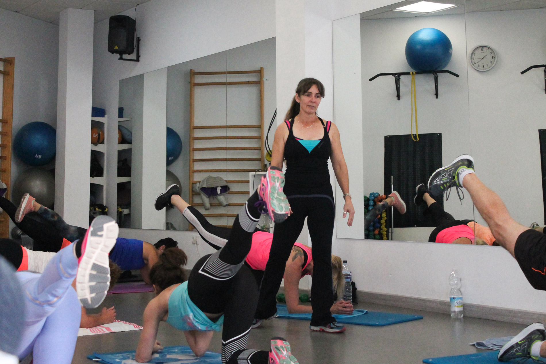 Body toning Mijas