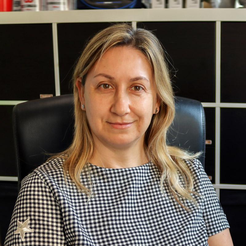 Staff - Mari Carmen Reina