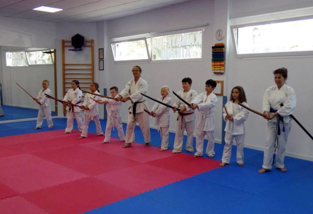 Aikido con Santiago Riera