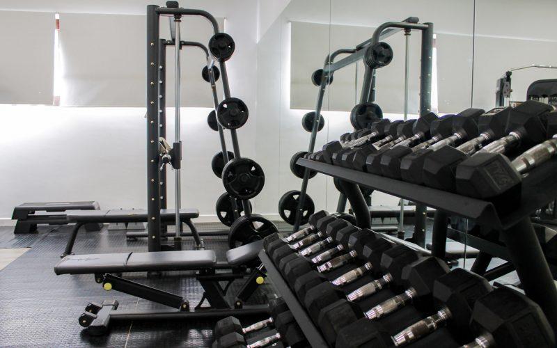Sala de muscuulacion