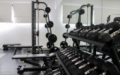 Pesas gym