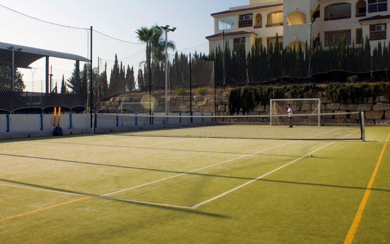 Club de tenis en Mijas / Fuengirola