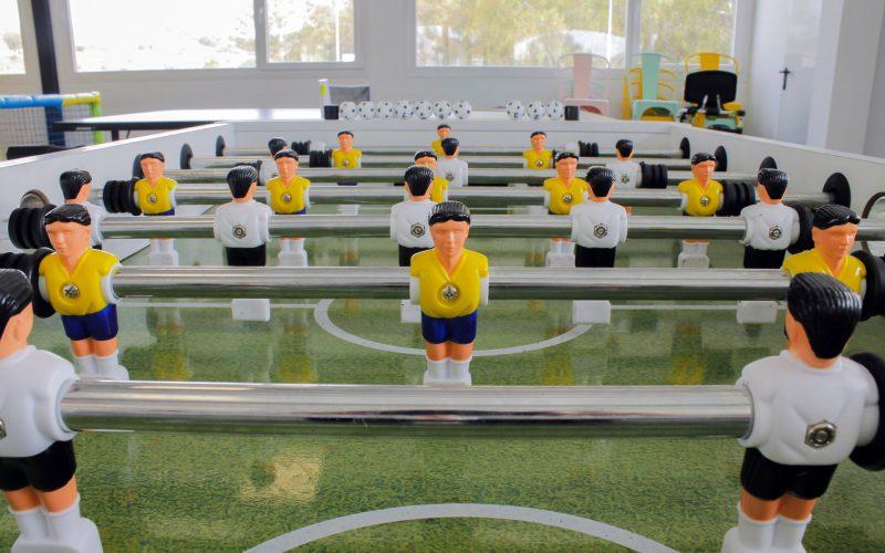 Futbolín en Mijas / Fuengirola