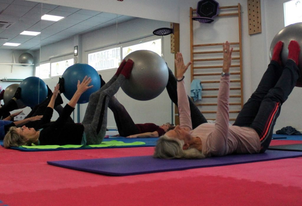 Pilates con Britta Pampus