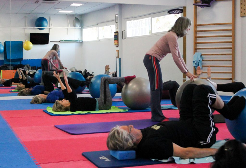 Pilates en Mijas Costa