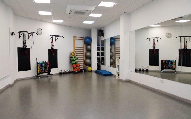 Fitness en Mijas