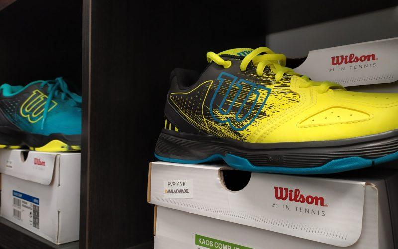 Zapatillas de pádel y tenis Wilson