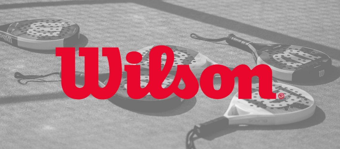 Logo Wilson Spain