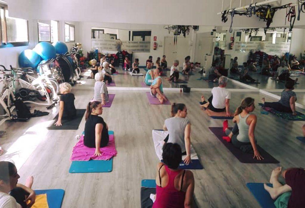 Clases de Yoga en Mijas Costa