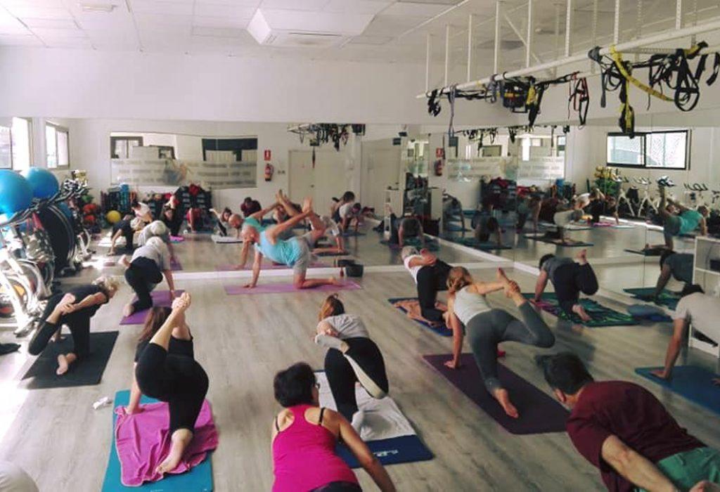 Yoga en Mijas